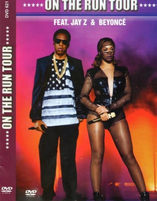 Beyonce & Jay-z - On The Run Tour (DVD)