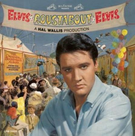 LP Elvis Presley - Roustabout (VINYL IMPORTADO LACRADO)