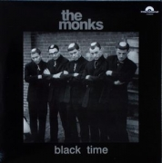 LP The Monks - Black Time (VINYL IMPORTADO)