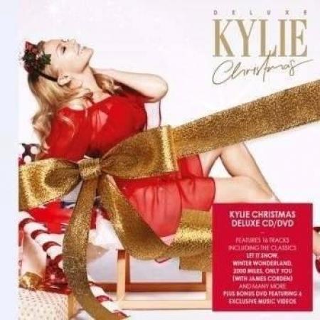 Kylie Minogue - Kylie Christmas Importado Deluxe Importado CD + DVD