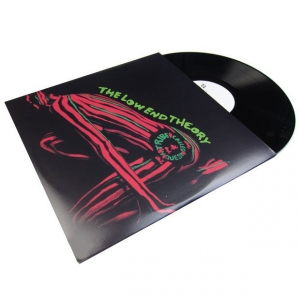 LP A Tribe Called Quest - The Low End Theory (VINYL DUPLO IMPORTADO LACRADO)