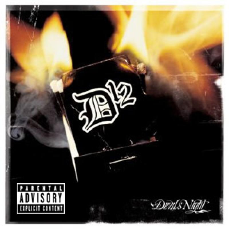 D12 - Devils night IMPORTADO (LACRADO)