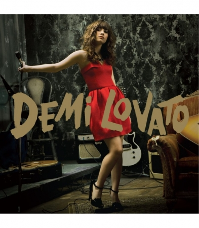 Demi Lovato - Dont Forget Cd+ Dvd Importado Deluxe