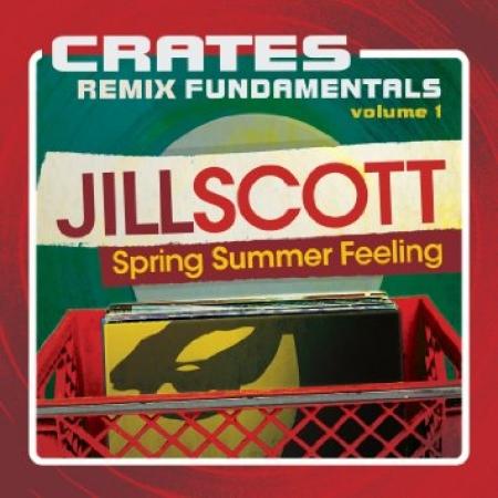Jill Scott - Crates Remix Fundamentals Vol. 1 (CD)