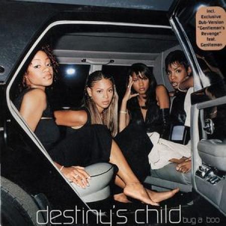 Destiny s Child - Bug A Boo (Single) (CD)