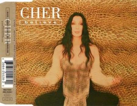 Cher - Believe Single (CD)