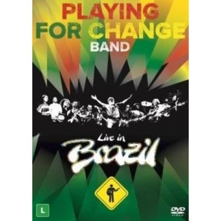 Playing For Change - Live In Brazil Dvd