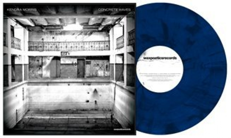LP Kendra Morris x Serato Pressings (VINYL AZUL ESCURO IMPORTADO LACRADO)