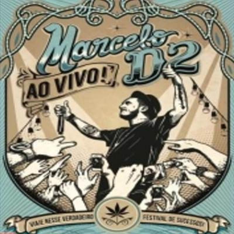 Marcelo D2 - Ao Vivo (CD)