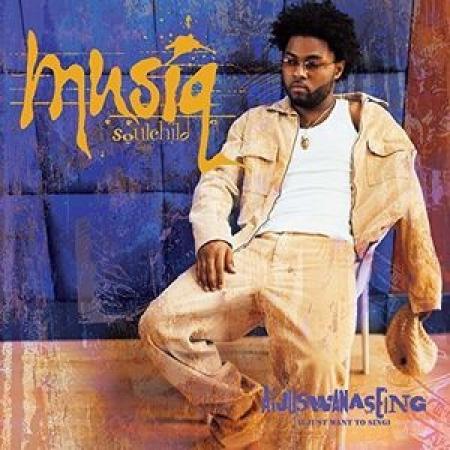 LP Musiq Soulchild - Aijuswanaseing (VINYL DUPLO IMPORTADO LACRADO)