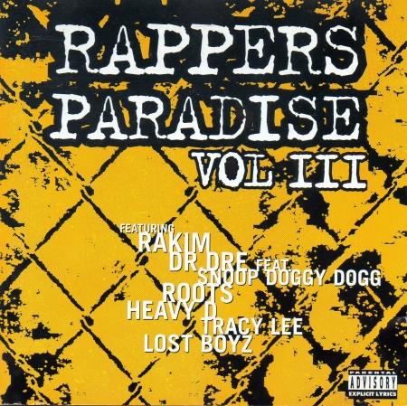 Rappers Paradise - Vol 3