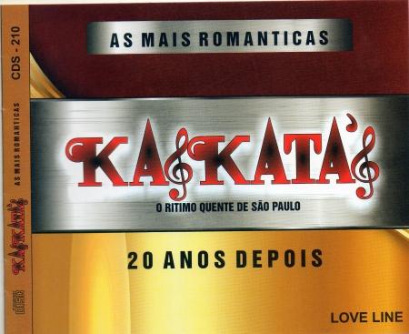 KASKATAS - As Mais Romanticas (CD)