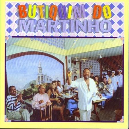 Martinho da Vila - Butiquim do Martinho (CD)
