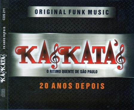 Kaskatas - Original Funk Music (CD)