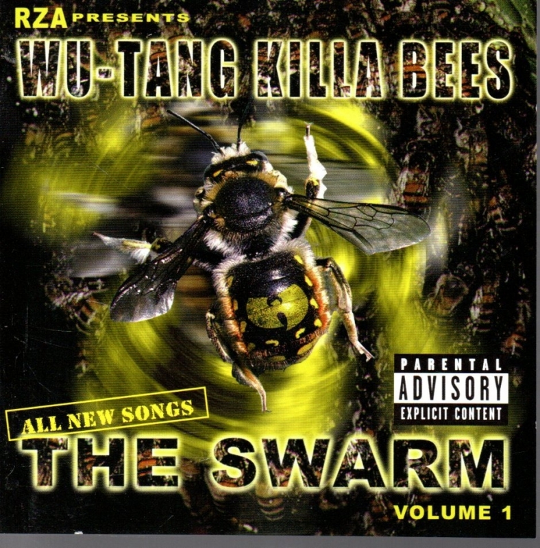 Wu Tang Clan - The Swarm Vol 1 (CD)