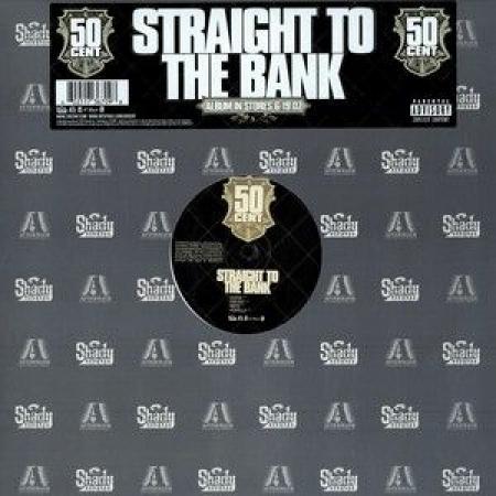 LP 50 Cent - Straight To The Bank (VINYL SINGLE IMPORTADO LACRADO)