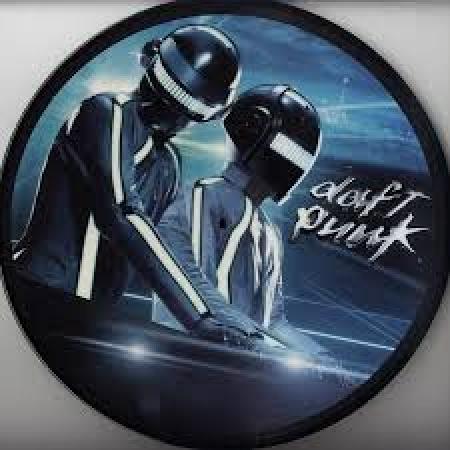 LP DAFT PUNK - TRON LEGACY (VINYL PICTURE IMPORTADO)