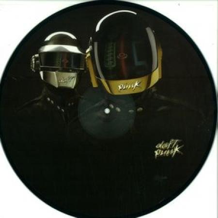 LP Daft Punk - Tron Legacy Part 4 (VINYL PICTURE IMPORTADO LACRADO)