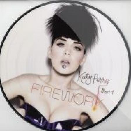 LP Katy Perry - Firework (VINYL PICTURE IMPORTADO)