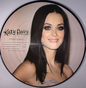 LP Katy Perry - Wide Awake (VINYL PICTURE IMPORTADO)