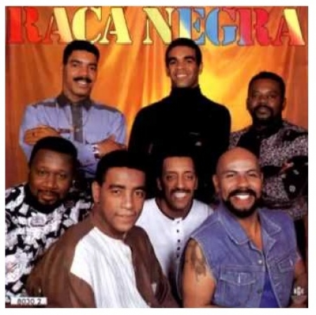Raça Negra - Raça Negra (CD)
