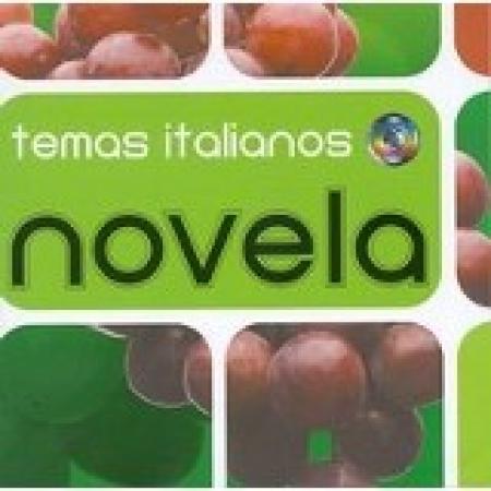 Temas Italianos - Novela (CD)