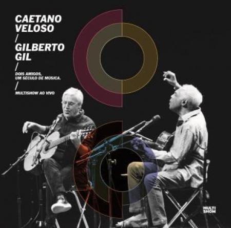 Caetano Veloso Gilberto Gil - Multishow Ao Vivo CD DUPLO