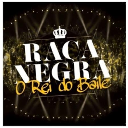 Raça Negra - O Rei Do Baile (CD)