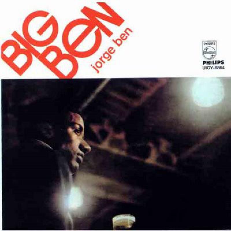 JORGE BEN - BIG BEN (CD)