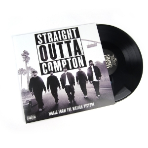 LP Straight Outta Compton - NWA Music  Motion Picture (VINYL DUPLO IMPORTADO)