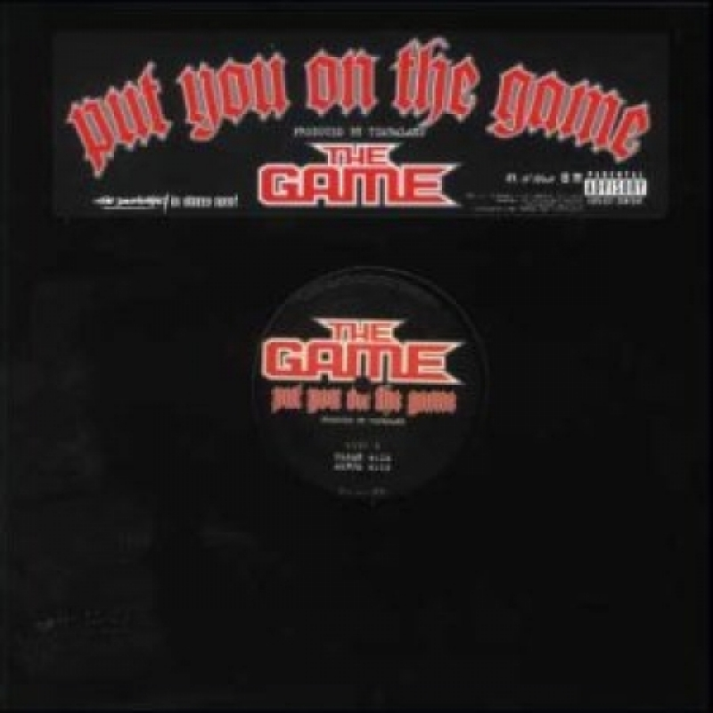 LP THE GAME - PUT YOU ON THE GAME 12 VINYL (IMPORTADO)