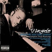 LP DAngelo - Live At The Jazz Cafe, London - The Complete Show (VINYL DUPLO)