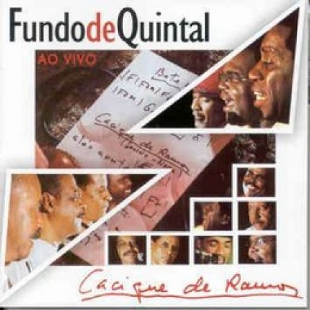 FUNDO DE QUINTAL - AO VIVO NO CACIQUE DE RAMOS (CD)