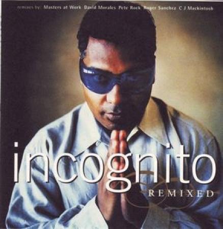 Incognito - Remixed (CD)