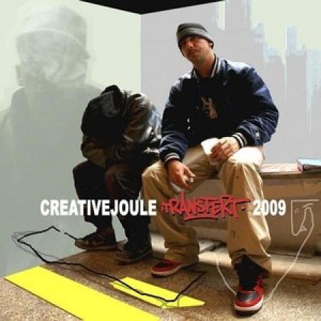 CREATIVEJOULE - TRANSFERT 2009 (CD)