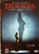 Glenn Close - Damages A Primeira Temporada (DVD)
