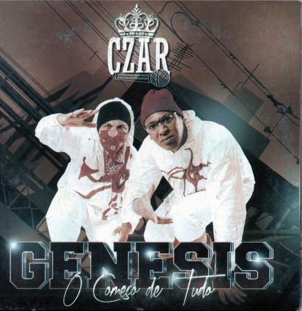Genesis - O Começo De Tudo (CD)