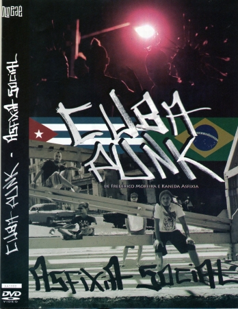 CUBA PUNK - ASFIXIA SOCIAL (DVD)
