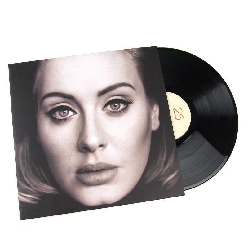 LP ADELE - 25 VINYL IMPORTADO (LACRADO) (180 Gram Vinyl)