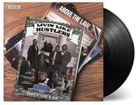 LP Above the Law - Livin Like Hustlers (VINYL IMPORTADO LACRADO)