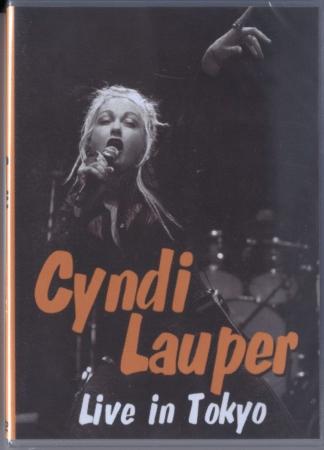 Cyndi Lauper - Live In Tokyo (Dvd)