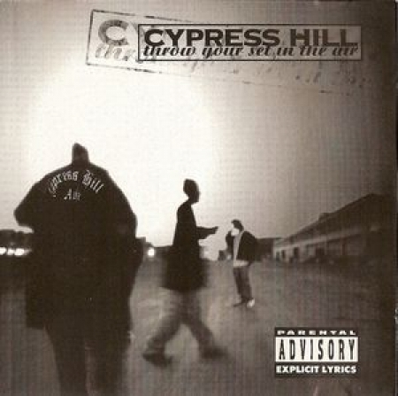 Cypress Hill - Throw Your Set In The Air (CD SINGLE NACIONAL)