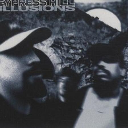 Cypress Hill - Illusions (CD SINGLE NACIONAL)