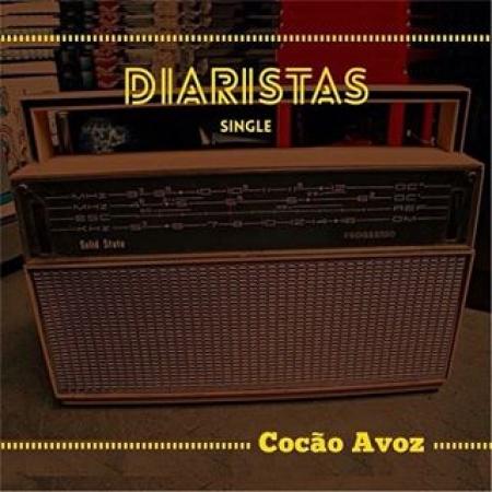 COCAO A VOZ - DIARISTAS (CD SINGLE)