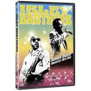 THE ISLEY BROTHERS - SUMMER BREEZE - GREATEST HITS LIVE - DVD