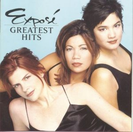 Expose - Greatest Hits (CD IMPORTADO LACRADO)