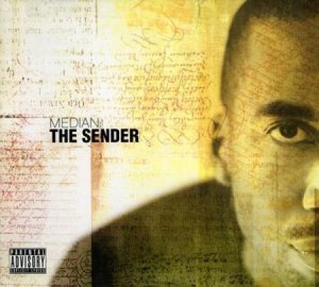 Median - Sender (CD IMPORTADO LACRADO)