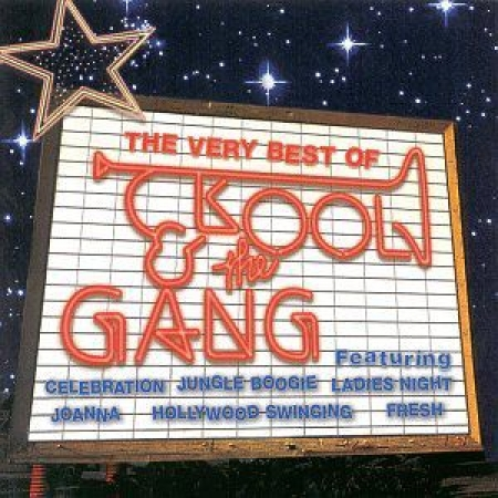 Kool & the Gang - The Very Best Of (CD) (731453805828)