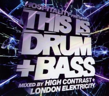 This Is Drum & Bass - Mixed By High Contrast & Lon (CD DUPLO IMPORTADO LACRADO)