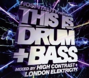 This Is Drum & Bass - Mixed By High Contrast & Lon (CD DUPLO IMPORTADO LACRADO)